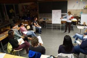 Workshop mit Eltern